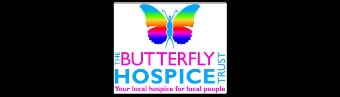 The Butterfly Hospice Trust Logo